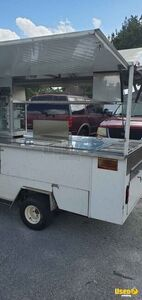 2003 Golf Cart Food Truck All-purpose Food Truck Ice Bin Florida for Sale