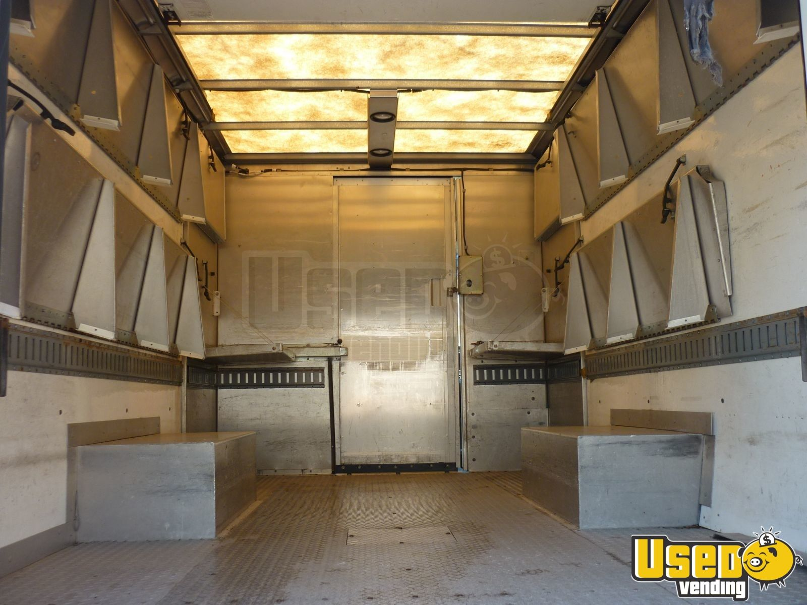 2003 Gruman P42 Workhorse Stepvan 13 Georgia Diesel Engine for Sale - 13