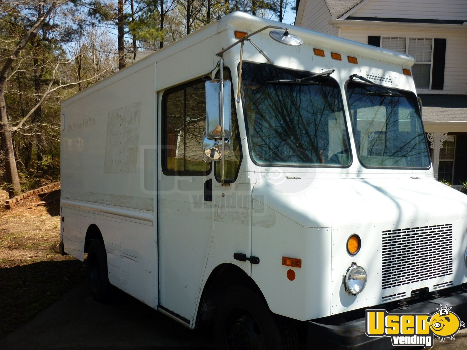 2003 Gruman P42 Workhorse Stepvan Air Conditioning Georgia Diesel Engine for Sale - 2