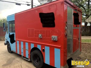 2003 P42 Food Truck All-purpose Food Truck Concession Window Texas Diesel Engine for Sale