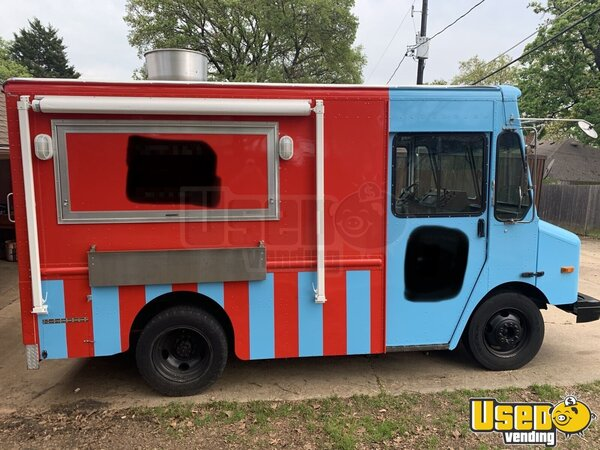 2003 P42 Food Truck All-purpose Food Truck Texas Diesel Engine for Sale