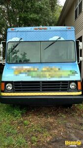 2003 P42 Workhorse All-purpose Food Truck Air Conditioning Florida Gas Engine for Sale
