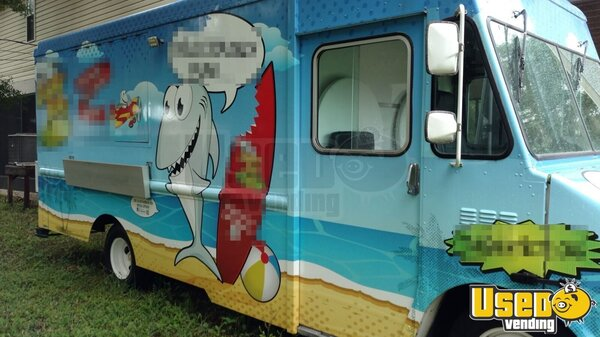 2003 P42 Workhorse All-purpose Food Truck Florida Gas Engine for Sale