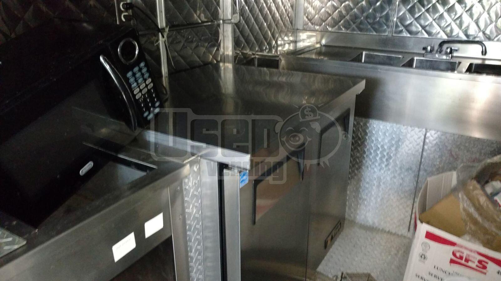 2003 P42 Workhorse All-purpose Food Truck Generator Florida Gas Engine for Sale - 6