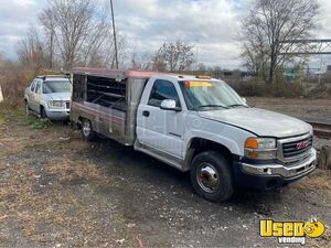 2003 Sierra Lunch Serving Canteen Style Food Truck Lunch Serving Food Truck New York Gas Engine for Sale