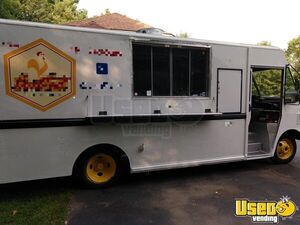 2003 Step Van Kitchen Food Truck All-purpose Food Truck Rhode Island Gas Engine for Sale