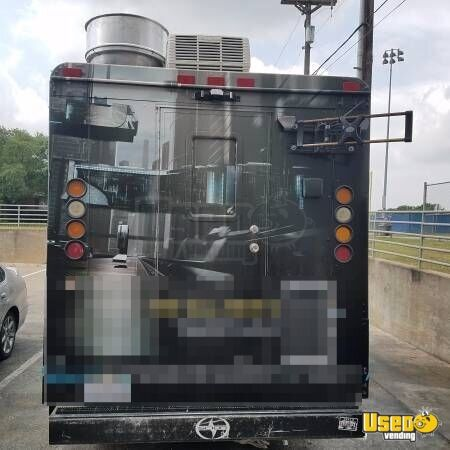 2003 Step Van Kitchen Food Truck All-purpose Food Truck Stainless Steel Wall Covers Texas Diesel Engine for Sale - 4