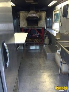 2003 Step Van Pizza Food Truck Pizza Food Truck Air Conditioning Tennessee Gas Engine for Sale