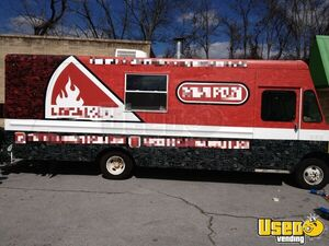 2003 Step Van Pizza Food Truck Pizza Food Truck Tennessee Gas Engine for Sale