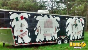 UXT United Expressline Concession Trailer in Wisconsin for Sale!!!
