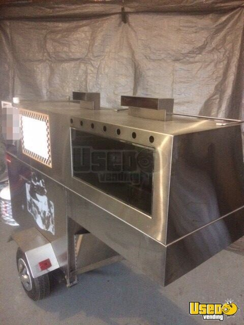 2003 Willy Dogs Cart Hot Dog Warmer Ontario for Sale - 2