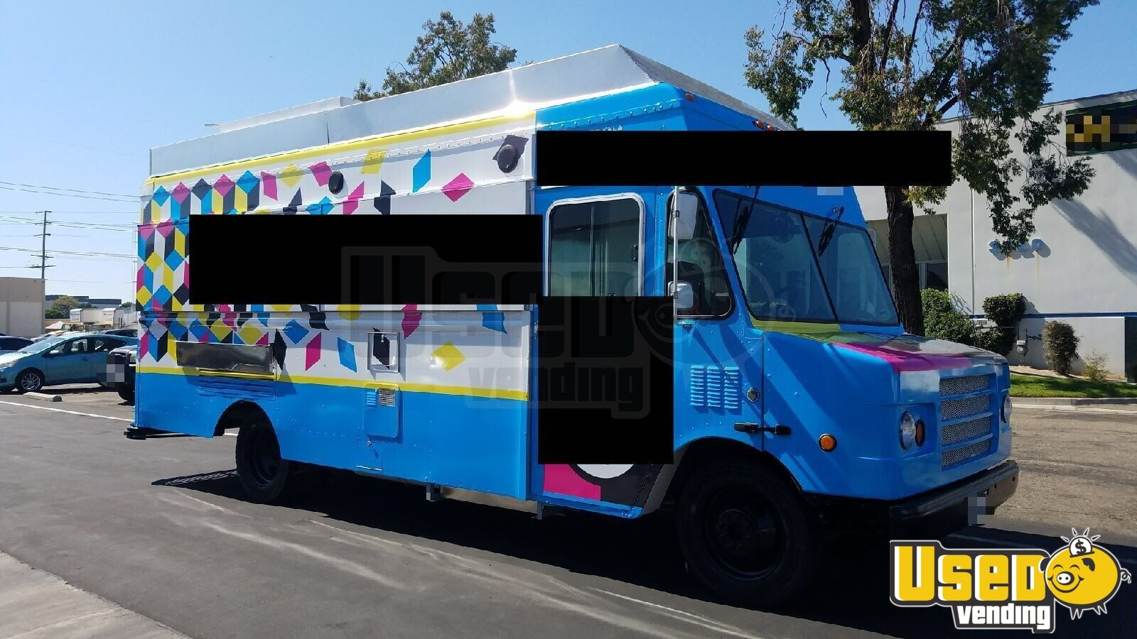 2003 Workhorse All-purpose Food Truck California Diesel Engine for Sale - 1