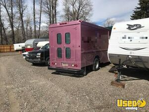 2003 Workhorse Chevy Step Van P30 Mobile Boutique Truck Interior Lighting Minnesota Gas Engine for Sale