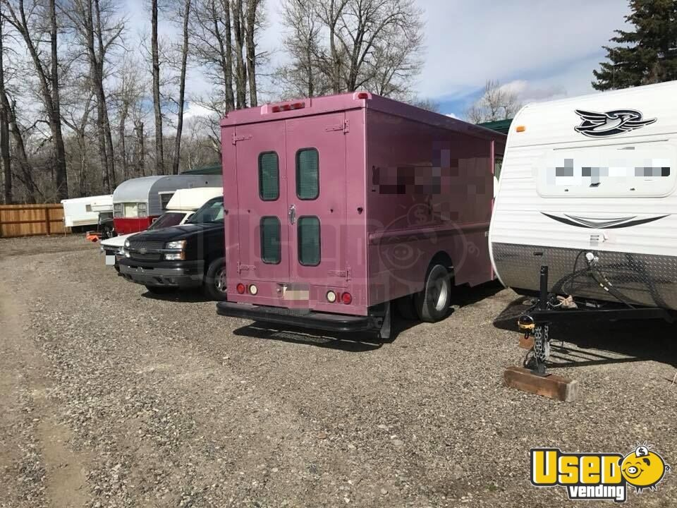 2003 Workhorse Chevy Step Van P30 Mobile Boutique Truck Interior Lighting Minnesota Gas Engine for Sale - 5
