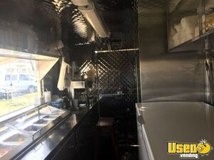 2003 Workhorse Food Truck Extra Concession Windows Pennsylvania Gas Engine for Sale
