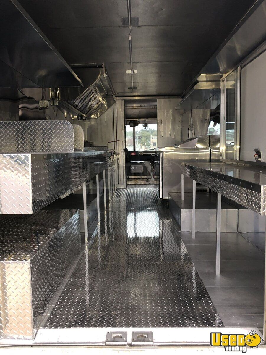 2003 Workhorse Mt45 All-purpose Food Truck Backup Camera Missouri Diesel Engine for Sale - 6