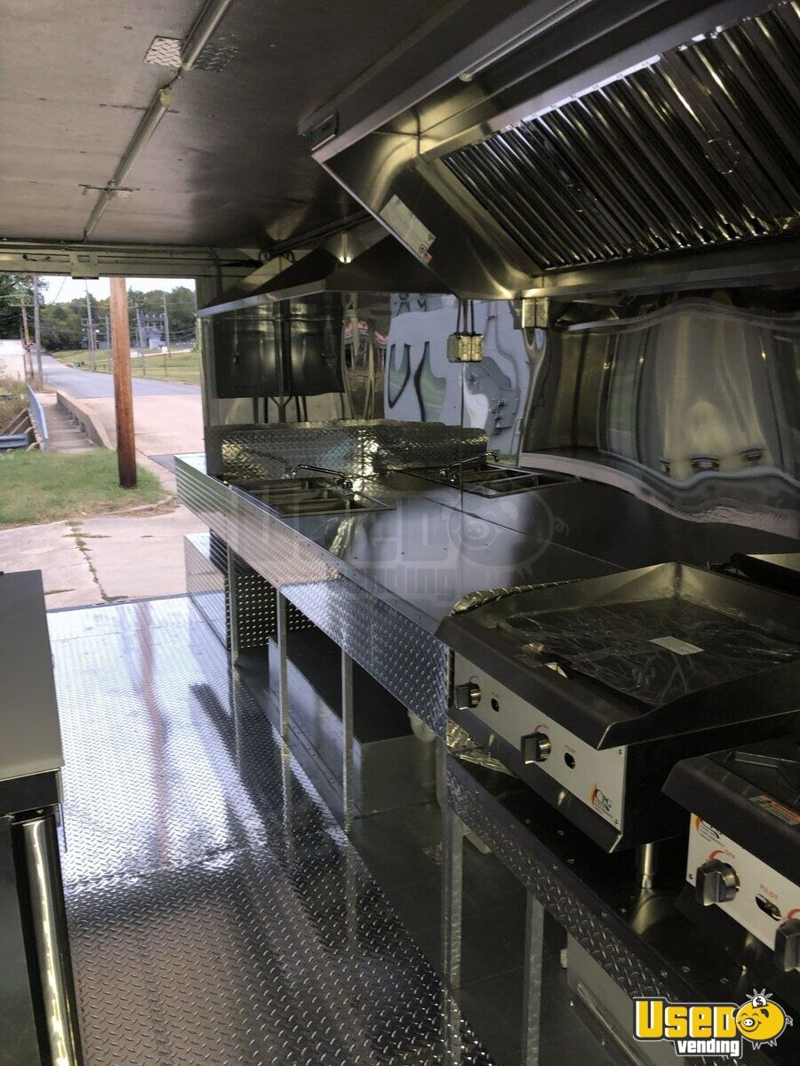 2003 Workhorse Mt45 All-purpose Food Truck Propane Tank Missouri Diesel Engine for Sale - 7