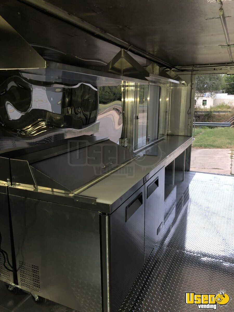 2003 Workhorse Mt45 All-purpose Food Truck Stovetop Missouri Diesel Engine for Sale - 10