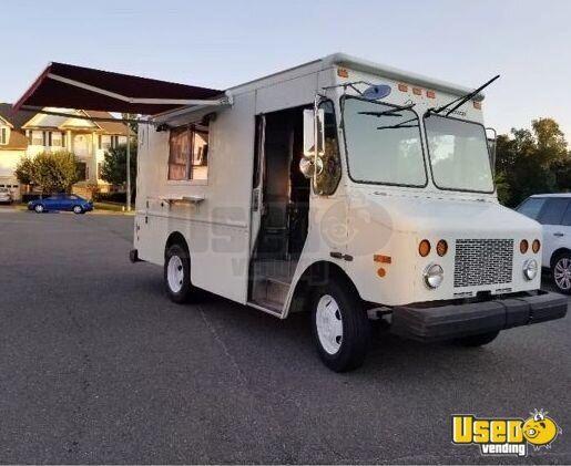 Workhorse Food Truck for Sale in Virginia!!!