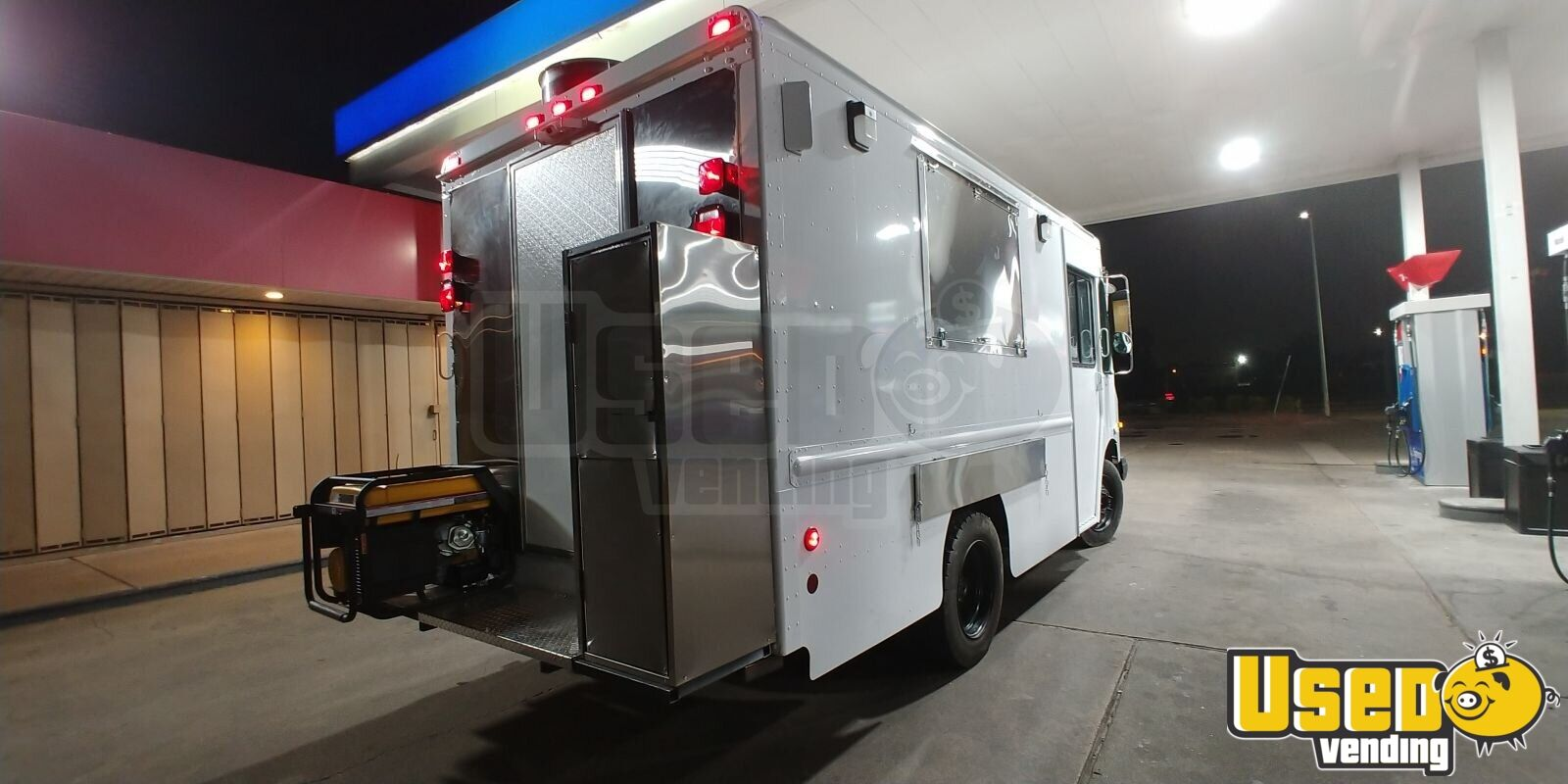 2003 Workhorse P42 Stepvan Air Conditioning Texas Diesel Engine for Sale - 2