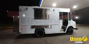 2003 Workhorse P42 Stepvan Concession Window Texas Diesel Engine for Sale