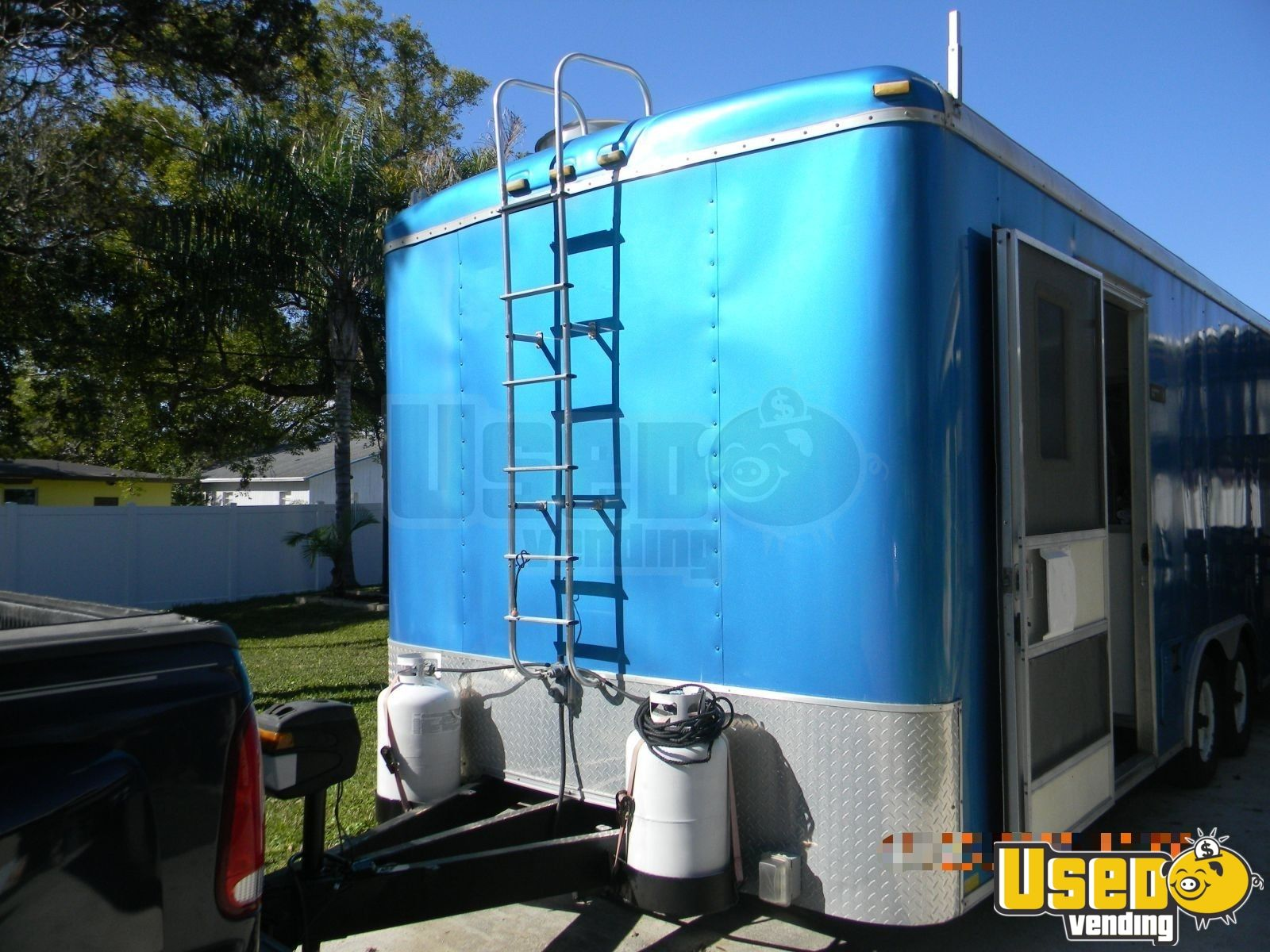 2004 2004 Cherokee All-purpose Food Trailer Air Conditioning Florida for Sale - 2