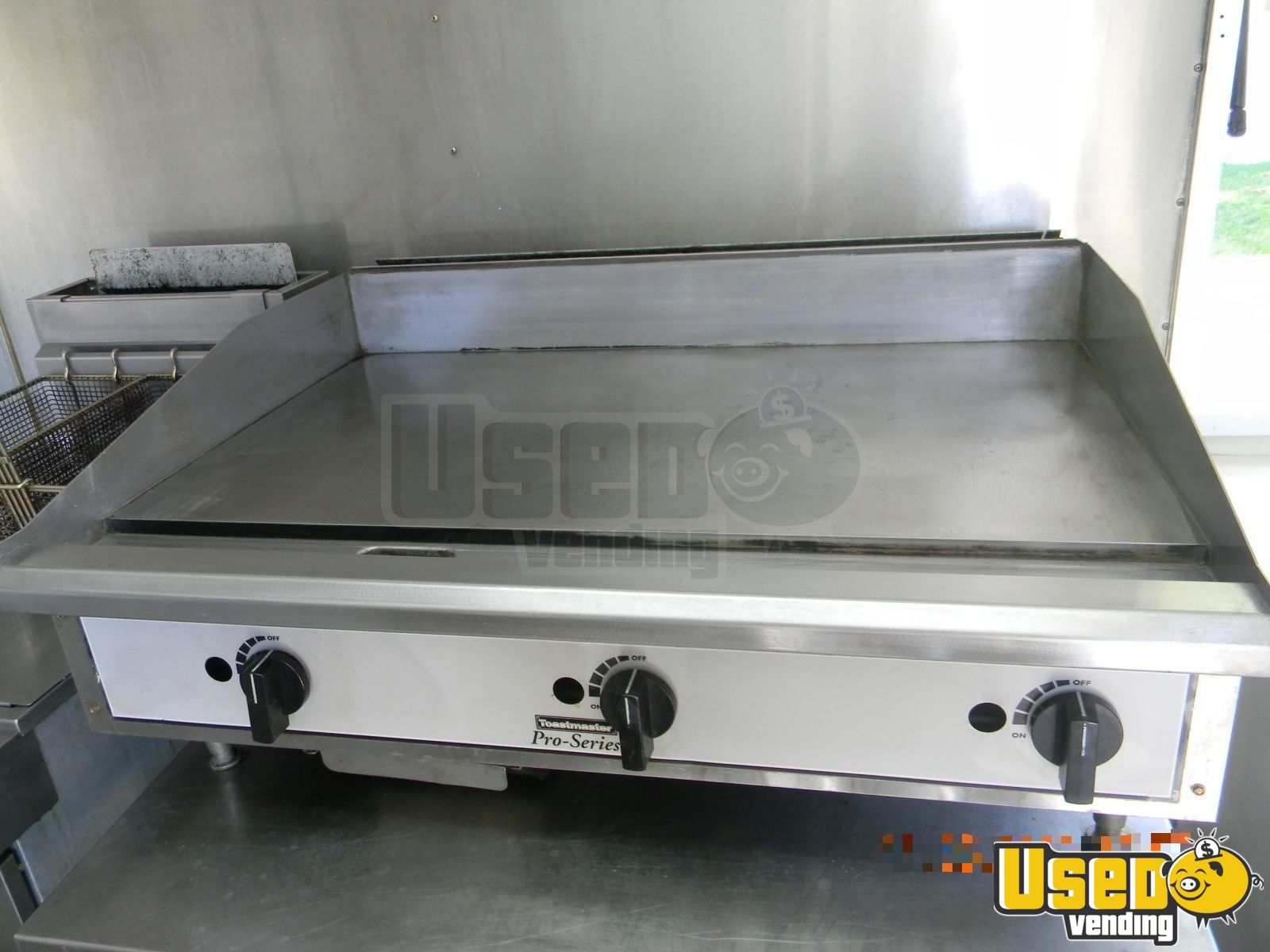 2004 2004 Cherokee All-purpose Food Trailer Exhaust Hood Florida for Sale - 12