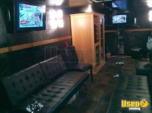 2004 24 Foot Mobile Cigar / Hookah Lounge Trailer Other Mobile Business 18 Georgia for Sale - 18