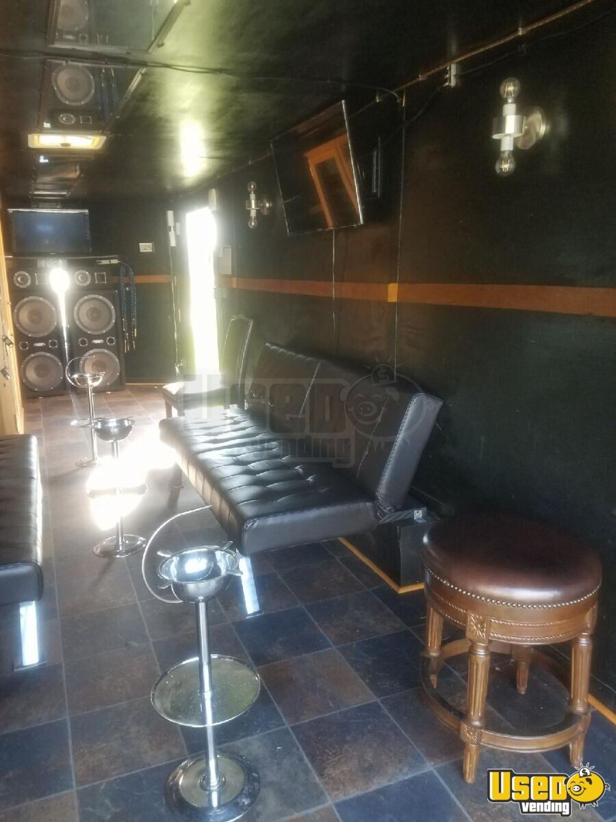 2004 24 Foot Mobile Cigar / Hookah Lounge Trailer Other Mobile Business 22 Georgia for Sale - 22