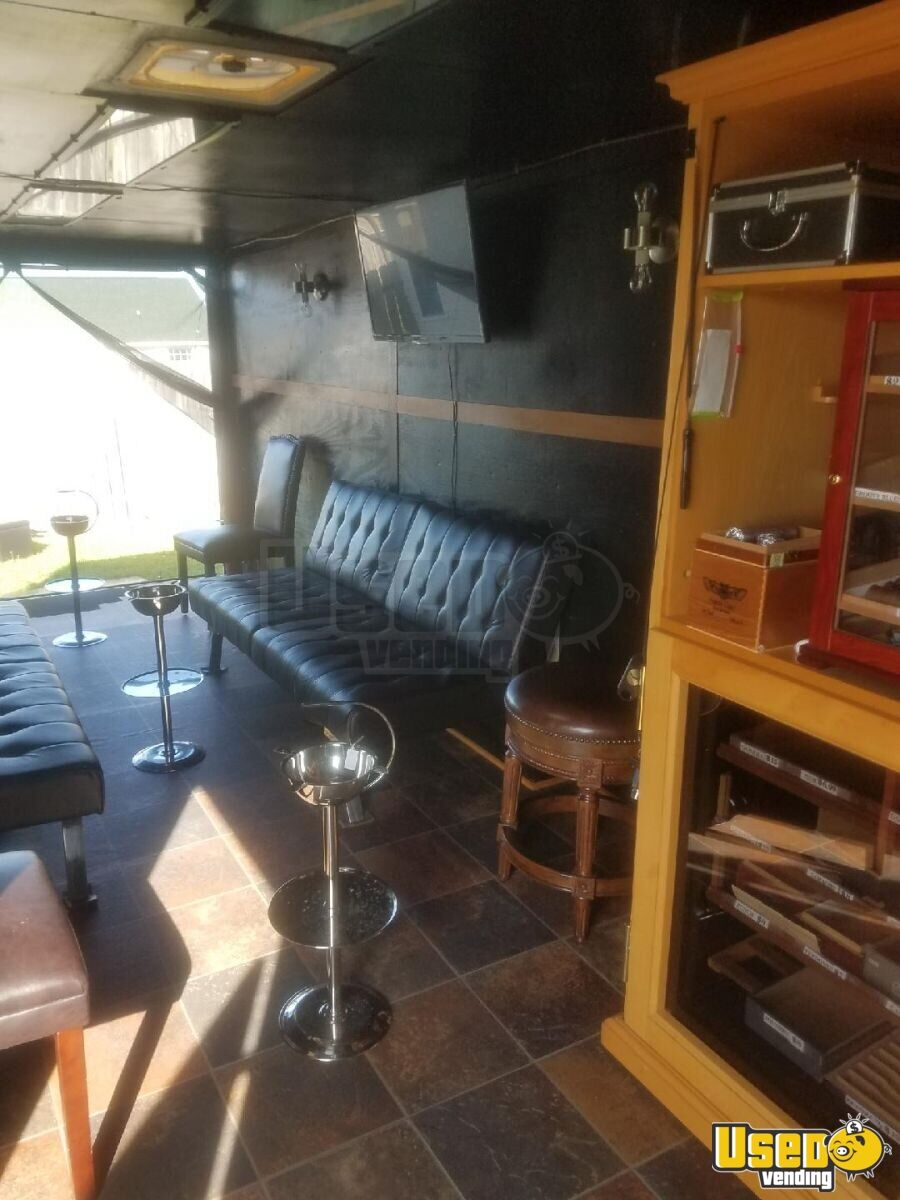 2004 24 Foot Mobile Cigar / Hookah Lounge Trailer Other Mobile Business 23 Georgia for Sale - 23