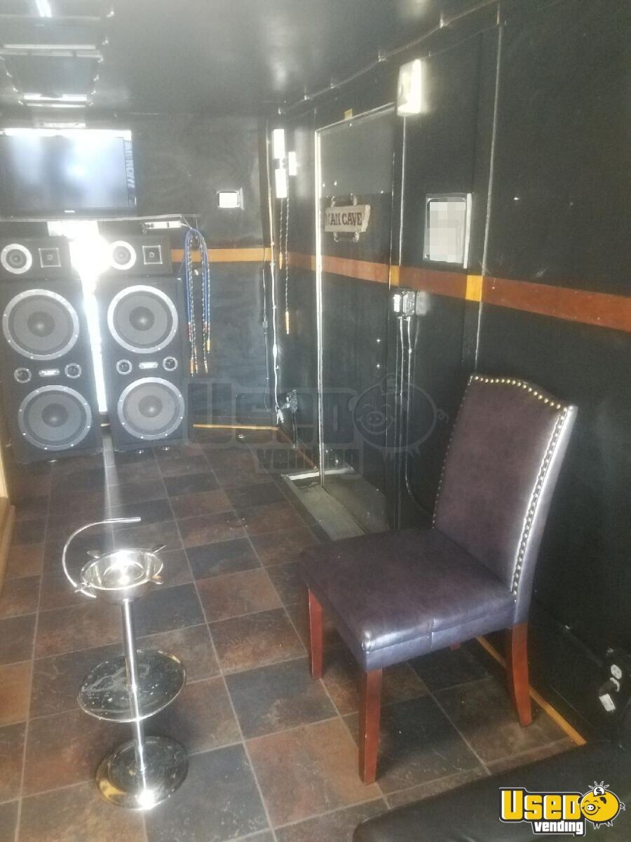 2004 24 Foot Mobile Cigar / Hookah Lounge Trailer Other Mobile Business 24 Georgia for Sale - 24