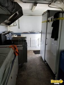 2004 A-ok Kitchen Food Trailer Awning Pennsylvania for Sale