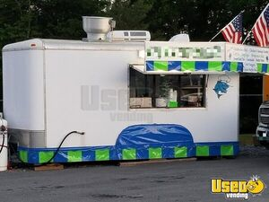 2004 A-ok Kitchen Food Trailer Concession Window Pennsylvania for Sale