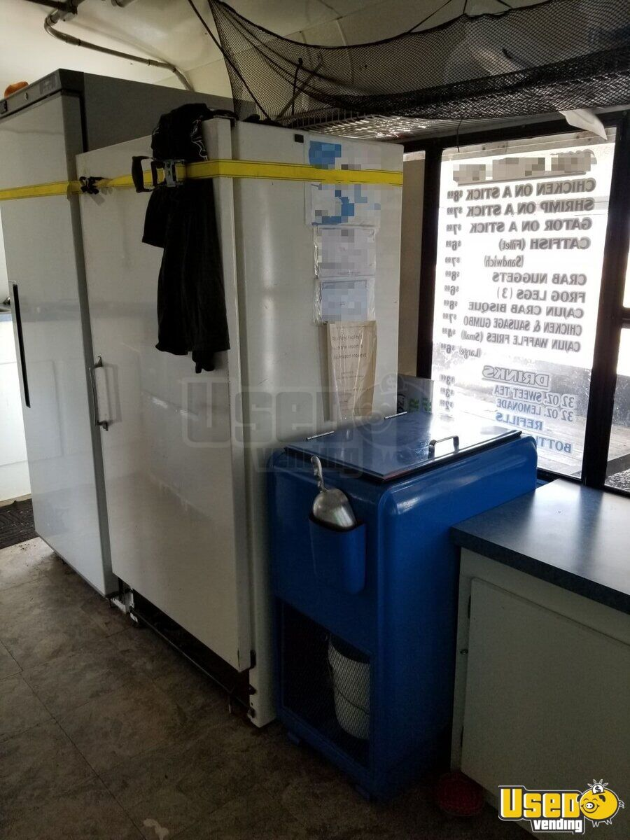 2004 A-ok Kitchen Food Trailer Shore Power Cord Pennsylvania for Sale - 8