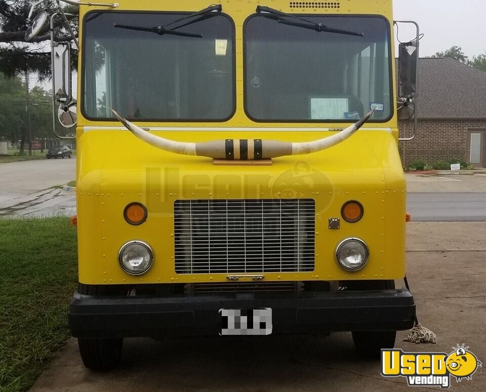 2004 All-purpose Food Truck Backup Camera Texas for Sale - 7