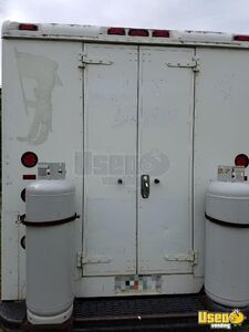 2004 All-purpose Food Truck Chargrill Florida Gas Engine for Sale