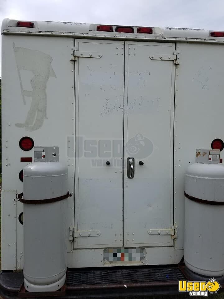 2004 All-purpose Food Truck Chargrill Florida Gas Engine for Sale - 5