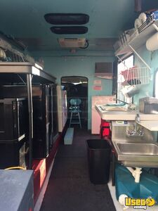 2004 All-purpose Food Truck Commercial Blender / Juicer Virginia Gas Engine for Sale