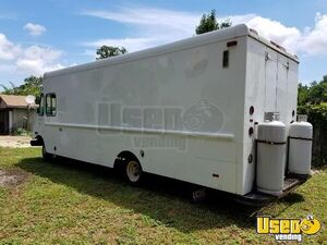 2004 All-purpose Food Truck Concession Window Florida Gas Engine for Sale