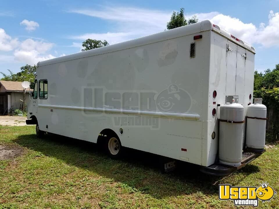 2004 All-purpose Food Truck Concession Window Florida Gas Engine for Sale - 2