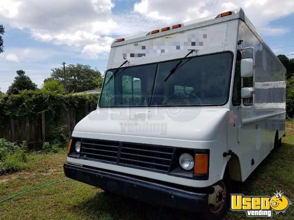 2004 All-purpose Food Truck Flatgrill Florida Gas Engine for Sale - 6