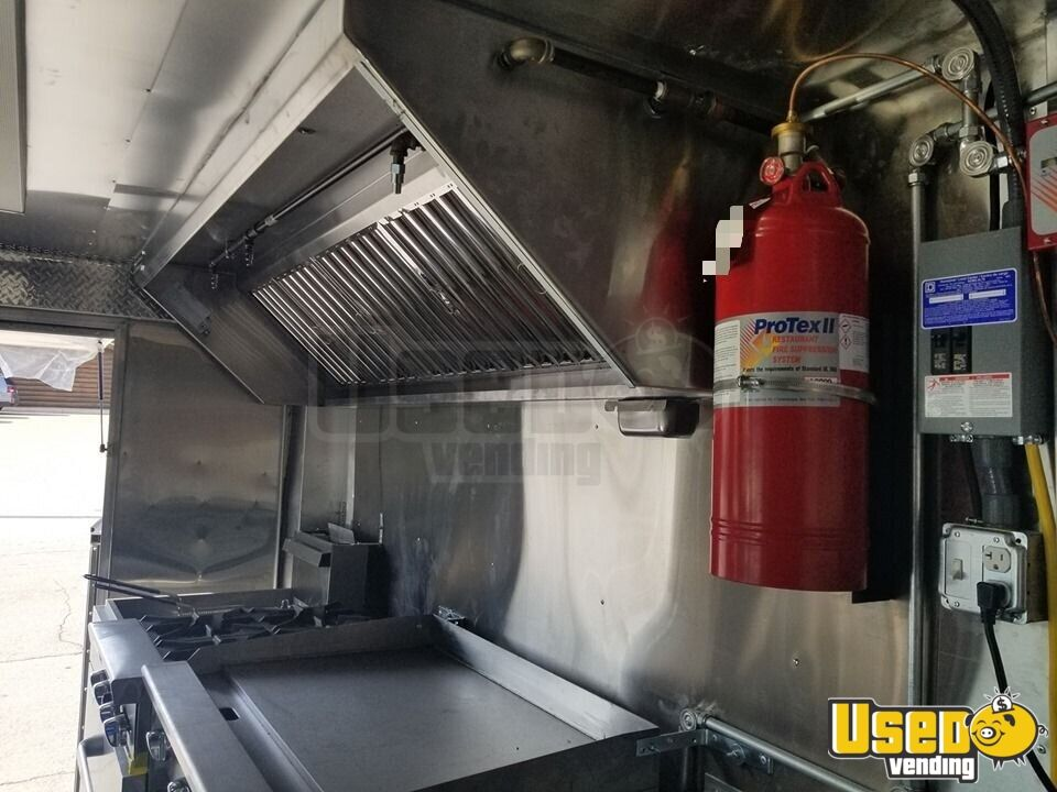 2004 All-purpose Food Truck Generator Texas for Sale - 9