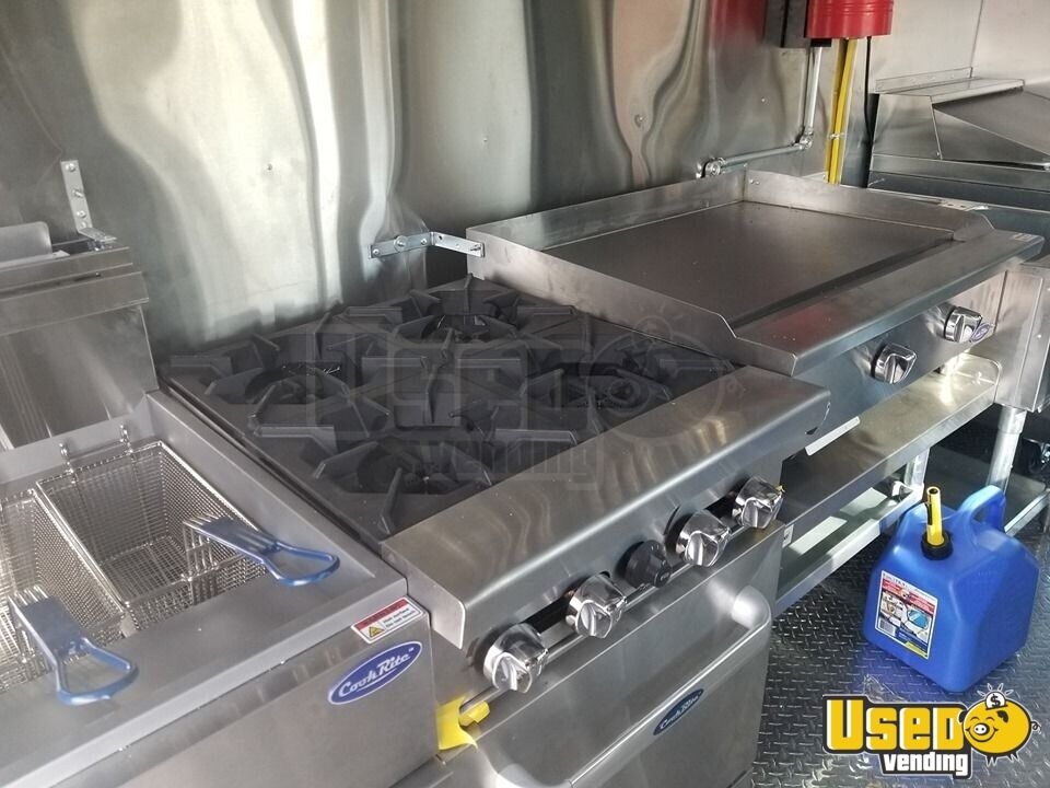 2004 All-purpose Food Truck Refrigerator Texas for Sale - 11