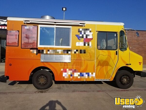 2004 All-purpose Food Truck Texas for Sale