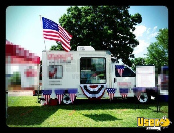 2004 All-purpose Food Truck Virginia Gas Engine for Sale