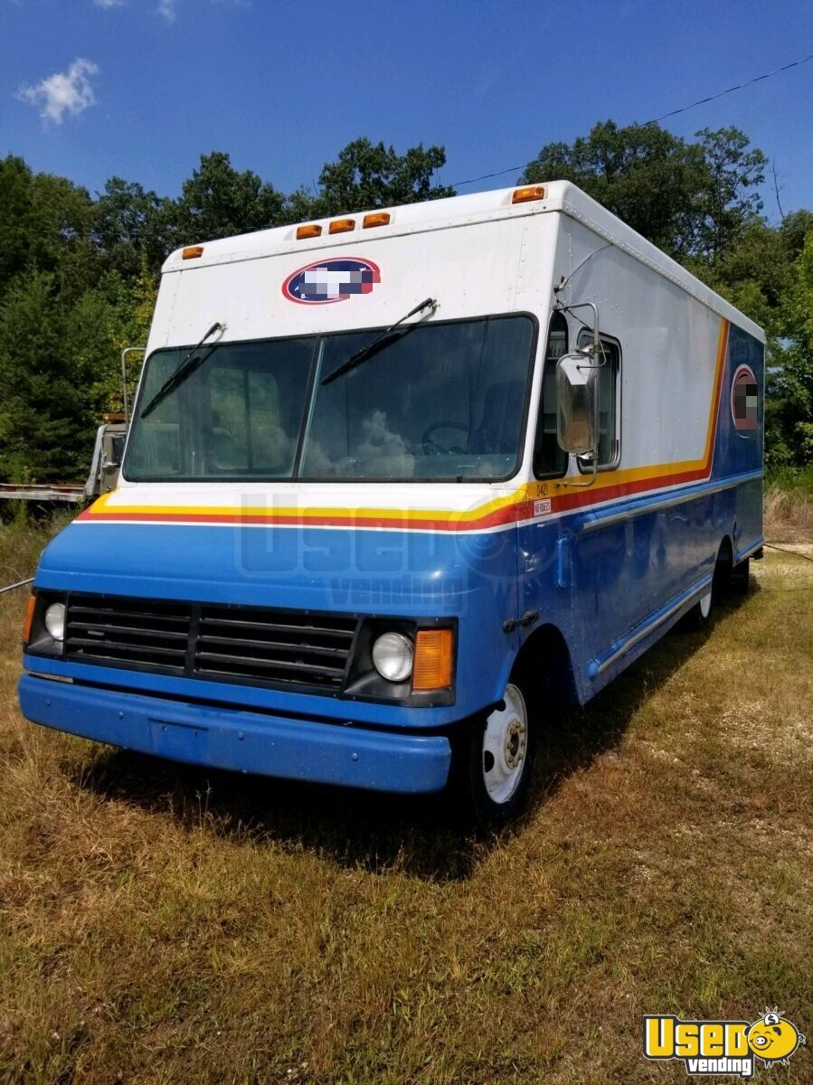 2004 Chevrolet Step Van Stepvan Transmission - Automatic Maryland Gas Engine for Sale - 2
