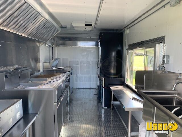 2004 Chevy All-purpose Food Truck Air Conditioning Texas for Sale - 2