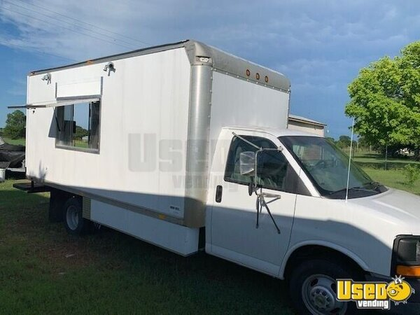 2004 Chevy All-purpose Food Truck Texas for Sale