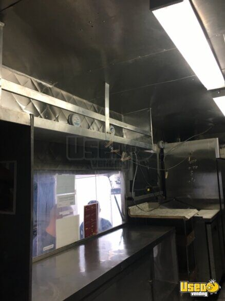 2004 Chevy Workhorse All-purpose Food Truck Exhaust Hood Texas Gas Engine for Sale - 20