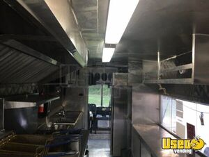 2004 Chevy Workhorse All-purpose Food Truck Exterior Customer Counter Texas Gas Engine for Sale